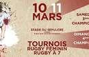 Tournoi féminines du samedi 10 mars